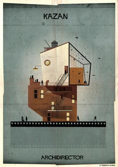 Yönetmenler Mimar olsaydı yaptıkları evler nasıl olurdu? Elia Kazan