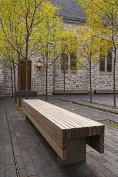 Westminster Presbyterian Church: Urban Columbarium and Courtyards Landscape Architecture: Coen+Partners