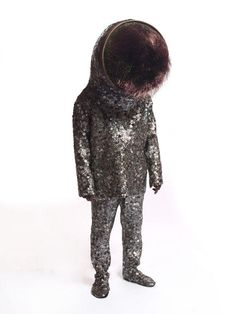 Nick Cave, Soundsuit (2011), mixed media. (Photo courtesy of the artist and Jack Shainman Gallery, NY)