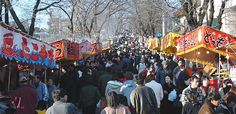 Visiting Japan during New Year, with tourist attraction closures