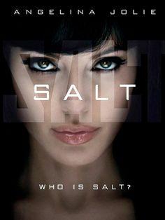 Salt - OMG! So good.