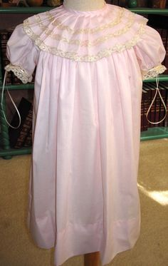Heirloom Easter Dress Flower Girl Wedding by ChildrensCottage, $88.00