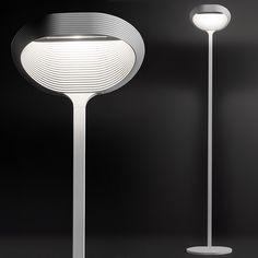 Indirect light halogen floor lamp SESTESSA TERRA ALOGENA by Cini