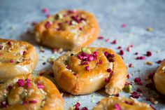Almond Mhencha — My Moroccan Food