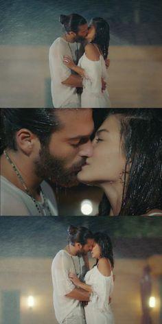 Turkish Men, Turkish Beauty, Turkish Actors, Beautiful Love, Beautiful Couple, Romantic Scenes, This Is Love, Music Film, Early Bird