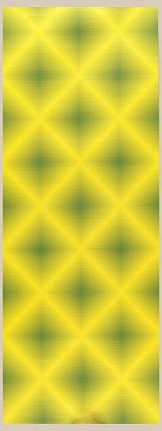 """In the early """"bright"""" was the name of the wallpaper game. Pop art and Op art influences from post-war decades coupled with new and improved printing Art Optical, Optical Illusions, Trippy Patterns, Contemporary Abstract Art, Design Museum, Textures Patterns, Pop Art, Wallpaper, Prints"""