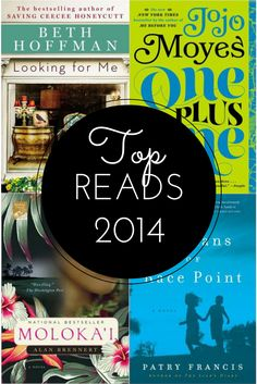Top reads from 2014: 5-star picks from an avid book reader who devoured over 80 titles last year. Woah!