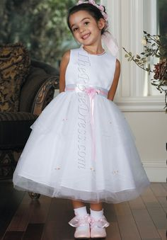 Flower Girl dresses for my 7 neices