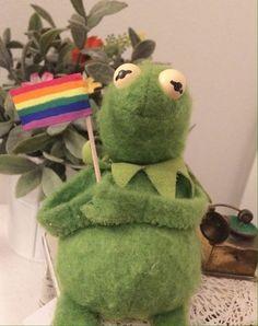Kermit bandera gay