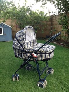 Retro Vintage Mamas and Papas Pram/pushchair Vintage Pram, Retro Vintage, Baby Transport, Prams And Pushchairs, Mamas And Papas, Ol Days, Good Ol, Back In The Day, Old And New
