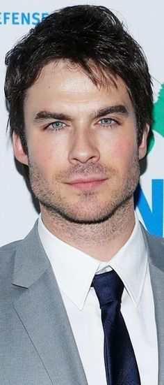Ian Somerhalder ... those eyes!