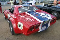 chevrolet corvette (NART) réplica | Flickr - Photo Sharing!