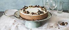 Sweet Cakes, Cheesecakes, Holidays And Events, Tiramisu, Tart, Baking, Ethnic Recipes, Desserts, Food