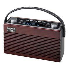 BuyROBERTS Classic Blutune Bluetooth DAB/DAB+/FM Digital Radio Online at johnlewis.com