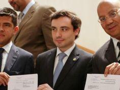 Demandan partidos que Arturo Escobar del PVEM, recién nombrado subsecretario para la Prevención del Delito y la Participación Ciudadana, sea investigado por delitos electorales.