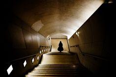 Paris, subway.