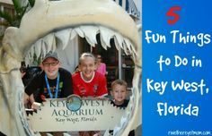 5 Fun Things to Do in Key West, Florida - R We There Yet Mom? | Family Travel for Texas and beyond...