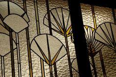 Ateliers Duchemin - Nos réalisations - Vitrail et décoration - Olga Berckman designer - Appartement privé, Paris