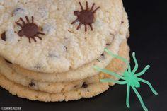 Spinnen-Cookies