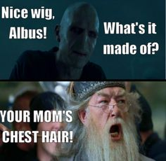 HP/Mean Girls Meme