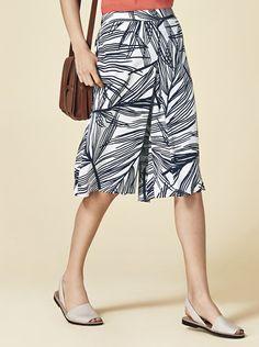 Calça Feminina Na Modelagem Pantacourt Em Viscose | Calças | Feminino | Hering