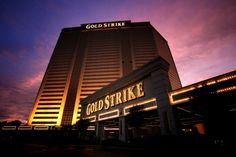 Gold Strike in Tunica, MS.