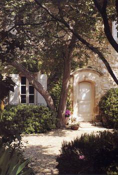 Tableau champêtre – Maison entre Saint-Rémy de Provence et Eygalières   Bosc Architecte à St Rémy de Provence