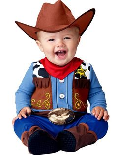 Check out Wee Wrangler Costume - Wholesale Cowboy Costumes for Infants &…