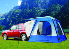 This would be great for rainy nights and sleeping in the back of the VUE instead. Truck tents, Camping tents, vehicle camping tents at U.S Outdoor On-line Store