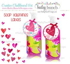 I was Soapin' you would be my Valentine, Soap Labels, Valentines VDAYSOAP0520