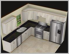 L Shaped Kitchen Island Designs With Seating | Home Design Ideas …