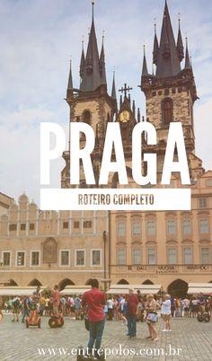 Praga é uma das maiores atrações da Europa Central. A enorme mistura de culturas, tradições, diversidade de estilos arquitetônicos e a receptividade acolhedora do povo, devem ser a razão para isso.