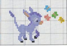 I wanna make this and put a limerick about getting a little ass next to it. Mini Cross Stitch, Cross Stitch Animals, Cross Stitch Charts, Cross Stitch Designs, Stitching On Paper, Cross Stitching, Cross Stitch Embroidery, Hand Embroidery Patterns, Cross Stitch Patterns