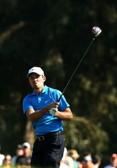 Charl Schwartzel T3 with -10 at the final round of the Northern Trust Open on February 17, 2013 .