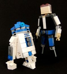 R2 & Han https://www.flickr.com/photos/36416029@N06/26065723101/