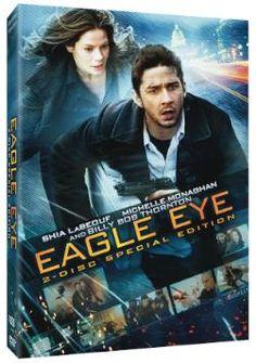 Eagle Eye Shia Labeouf Movie Posters Michelle Monaghan Tv