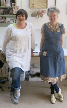 Julie Arkell and Me (Hope and Elvis) 2014 workshop @Paige Hereford Hereford Hereford AND ELVIS.com