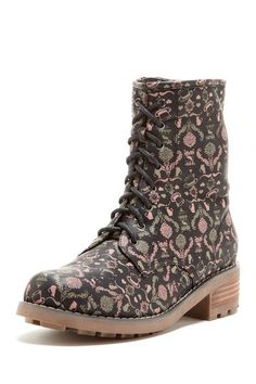 {Candy Print Boot} GC Shoes - love!