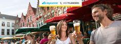 Sorteo de un viaje a Flandes para 2 personas de Turismo de Bélgica y Skyscanner #sorteo #concurso http://sorteosconcursos.es/2016/06/sorteo-de-un-viaje-a-flandes-para-2-personas-2/