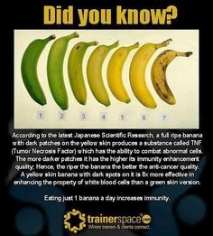 Banana's facts!
