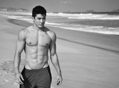 Arthur Nory Mariano - OH MY WORD!!!!!! You know what they say about Gymnasts .... hahahaha