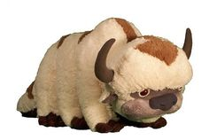 20 Appa Plush Toy From Avatar the Last Airbender by universal studios, http://www.amazon.com/dp/B003VF5JXE/ref=cm_sw_r_pi_dp_RfaUrb0H61BYF