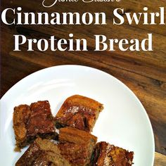 Clean Eat Recipe :: Apple Cinnamon Protein Bars ~ He and She Eat Clean