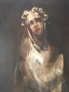 """""""Yet he saw her like the sun, even without looking."""" Oil on Polyester Nicole Pletts Contemporary Paintings, Art Day, Cotton Linen, New Work, Art Gallery, Oil, Fine Art, Instagram Posts, Artist"""