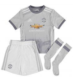 Kids Manchester United Third Soccer Jersey Kit Children Shirt And Shorts Soccer Kits, Kids Soccer, Football Kits, Football Jerseys, Manchester United Soccer, Jersey Shirt, Kids Shirts, The Unit, Shorts