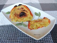 peperoni ripieni vegan Food Porn, Breakfast, Blog, Recipes, Breakfast Cafe, Rezepte, Recipe, Cooking Recipes