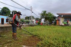 Alcaldía de Guacara ejecuta operativo especial de limpieza en planteles educativos