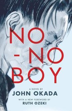 Cover image for No-No Boy by John Okada ISBN 978-0-295-99404-8  One of the first novels about the Japanese American internment. Originally published in 1956, and reprinted by University of Washington Press in 2014.