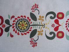 100% linen decorative table runner, traditional Turkish ornaments #tablerunner #decoration #homedecor #turkish #art
