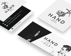 @Behance / Hand • Logo identity & Communication  http://be.net/gallery/50816889/Hand-Logo-identity-Communication